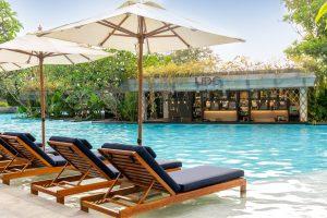 Pool bar in Phuket